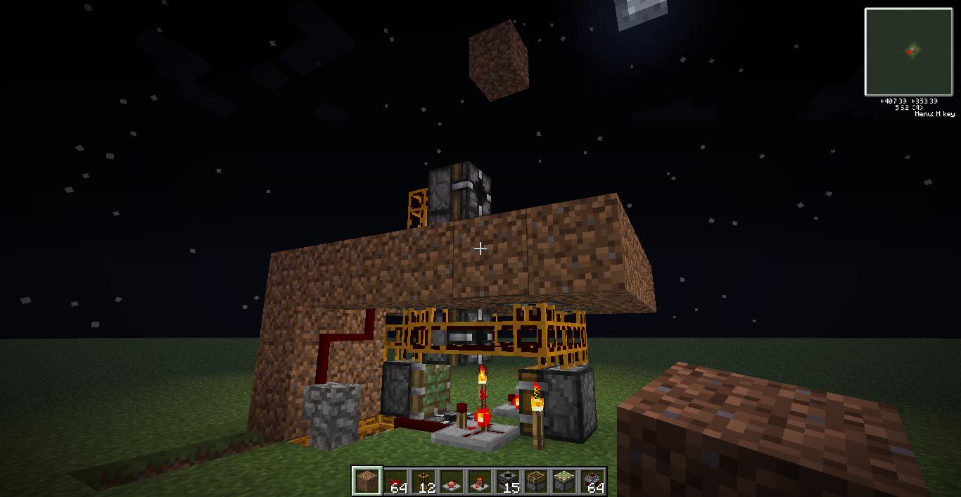 minecraft forestry farm