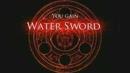 Prince Of Persia Warrior Within Water Sword