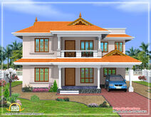 Sloped-roof-house-kerala