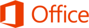 MS Office 2013 wordmark and logo