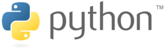 Python Logo and Wordmark