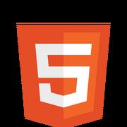 HTML5 Logo 512