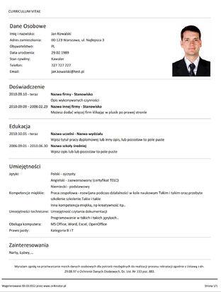 Good resume fonts 2013