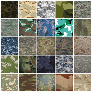 Camouflage Patterns -1