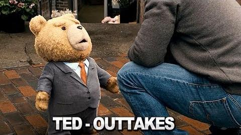 Ted - Seth MacFarlane Outtakes