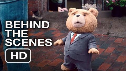 Ted - Restricted Behind the Scenes - Seth MacFarlane Movie HD