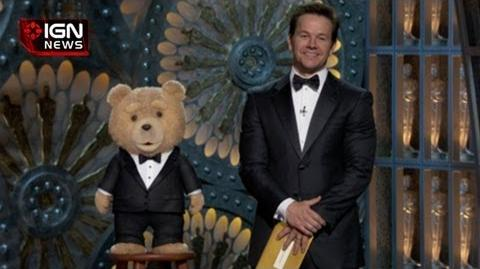 IGN News - How Ted Appeared at The Oscars