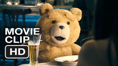 Ted Movie CLIP 1 - Girlfriends -Mark Wahlberg, Mila Kunis, Seth MacFarlane Movie HD