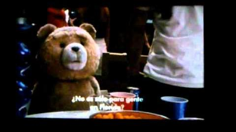 Ted cocaine