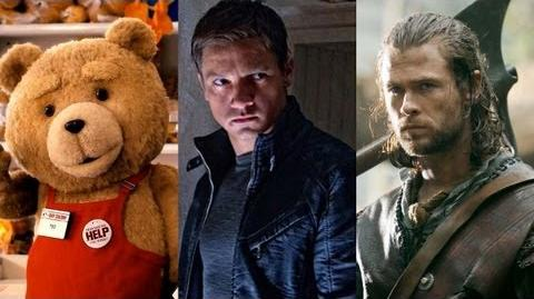 Universal Boss Talks Ted, Bourne & Snow White Sequels