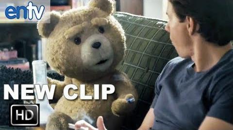 "Ted ""Boston Girls"" Red Band Clip HD Seth MacFarlane & Mark Wahlberg Get High & Talk Boston Girls"