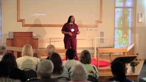 Second Chances and Redemption - Amanda Lemon - TEDxWilmingtonSalon