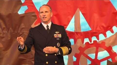 Chief of Naval Operations - Jonathan Greenert - TEDxPittsburghStatePrison