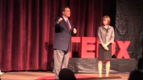 False Justice - Jim and Nancy Petro - TEDxMarionCorrectional