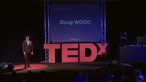 Prison to School Pipeline, Education as Transformation - Douglas Wood - TEDxIronwoodStatePrison