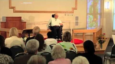 I Broke My Neck and My Soul Began to Breathe - Dan Gottlieb - TEDxWilmingtonSalon