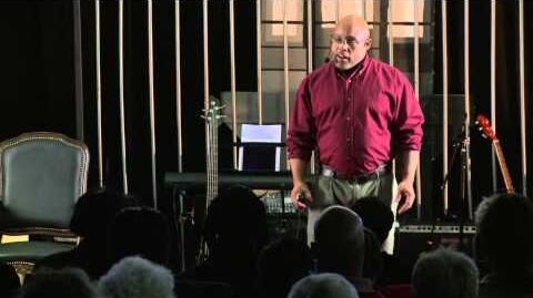The Ambient Existence of Music - Shredick Blackwell - TEDxSingSing