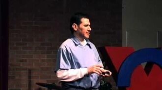 Befriending Your Enemy - Juan Martinez - TEDxMarionCorrectional 2013