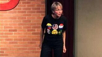 Why laugh? - Meg Scott - TEDxMarionCorrectional 2013