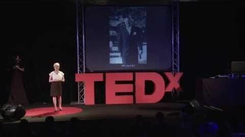 A Journey of Forgiveness - Ellen Rutledge - TEDxIronwoodStatePrison