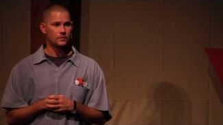 Your Time in Iraq Makes You a Threat to Society - Andrew Chambers - TEDxMarionCorrectionalSalon
