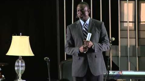 Forgiveness, a Path to Redemption - Yusef Salaam - TEDxSingSing
