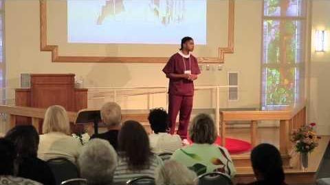 Second Chances and Redemption -Lakisha Short - TEDxWilmingtonSalon