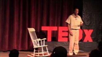 Grandmas Rocking Chair - Ezra Foster - TEDxMarionCorrectional