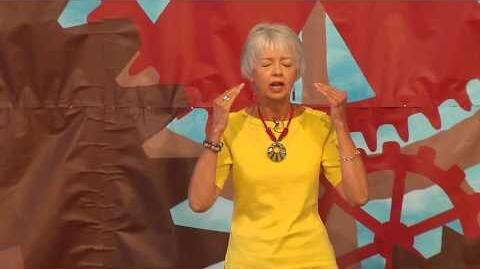 Joy Through Adversity - Terri Roberts - TEDxPittsburghStatePrison