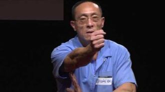 Finding My Center in Prison - Chung Kao - TEDxSanQuentin