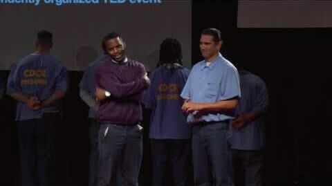 Parallel Pays From Prison - Juan Carlos Meza and Nate Collins - TEDxSanQuentin
