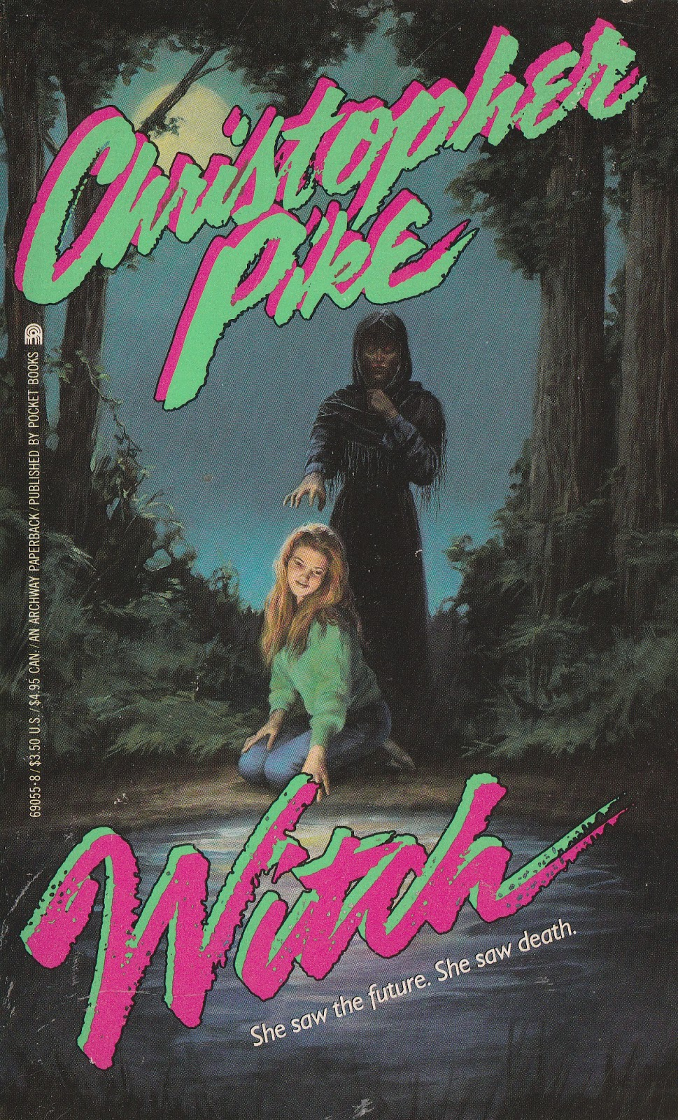 Christopher Pike's Witch | Teen Creeps Podcast Wiki | FANDOM