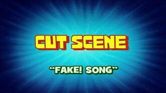 Deleted Song - Everything is Fake Teen Titans Go! To the Movies (2018)