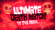 Ultimate death match backdrop