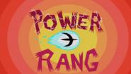 Power Rang