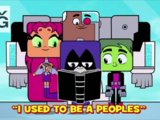 I Used to Be a Peoples