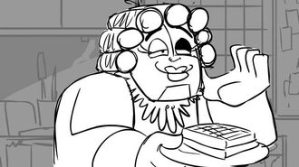 "Teen Titans GO! ""Grandma Voice"" animatic"
