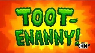 Teen Titans Go! - Tootenanny!