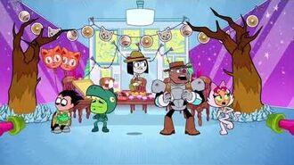 "Cartoon Network - Teen Titans Go! - ""Thanksgetting"" Promo (November 17, 2017)"