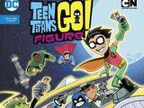 Teen Titans Go Figure! (comic)