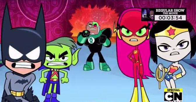 Titans League  Teen Titans Go Wiki  Fandom Powered By Wikia-8146