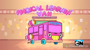 Magical Learnin' Van
