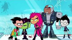 "Teen Titans Go! Season 4 Episode 41"" Throne of Bones"""