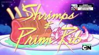 Teen Titans Go Beast Boys Shrimp And Fried Ribs