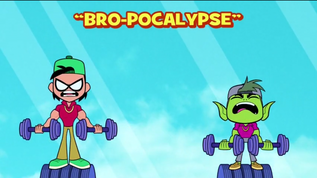 Bro-Pocalypse  Teen Titans Go Wiki  Fandom Powered By Wikia-2592