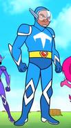 Cyborg Teen Titronz style