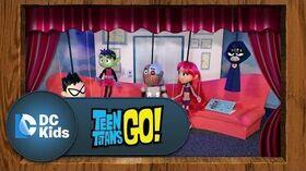 Teen Titans Go! Puppets Whaaaaat?