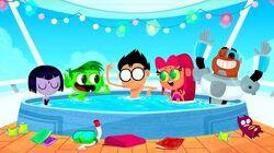 "Teen Titans Go! - ""Coconut Creme Pie"" Clip 1"