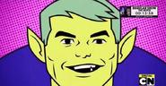 Beast Boy as Martian Manhunter Two Parter Part2
