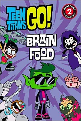Brain Food Teen Titans Go Wiki Fandom Powered By Wikia